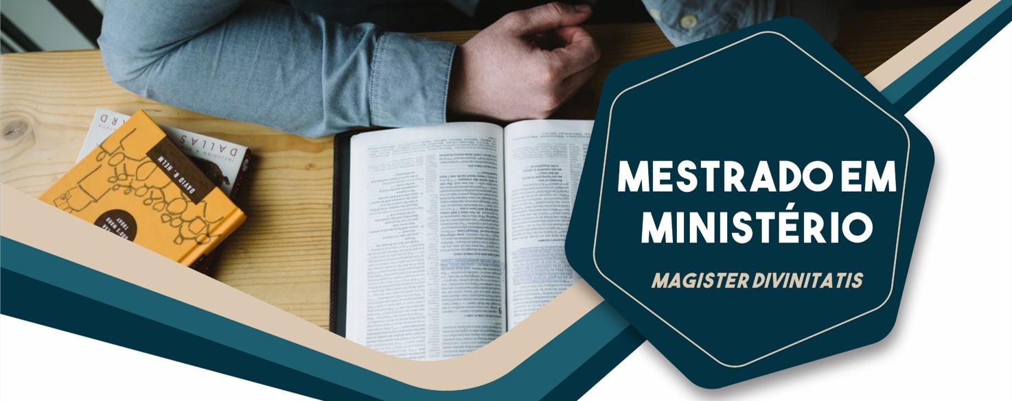 Master Divinitatis (Mestrado livre em Ministério Pastoral)